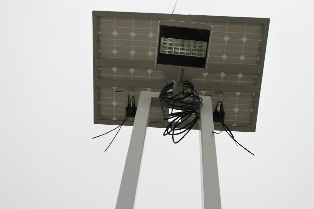 LED大功率太阳能路灯风光互补 2