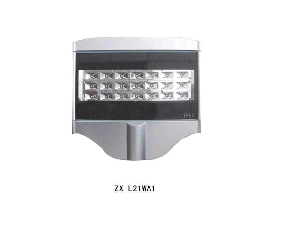 LED大功率太阳能路灯风光互补 3