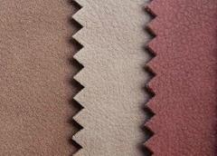 pu平面纹皮革