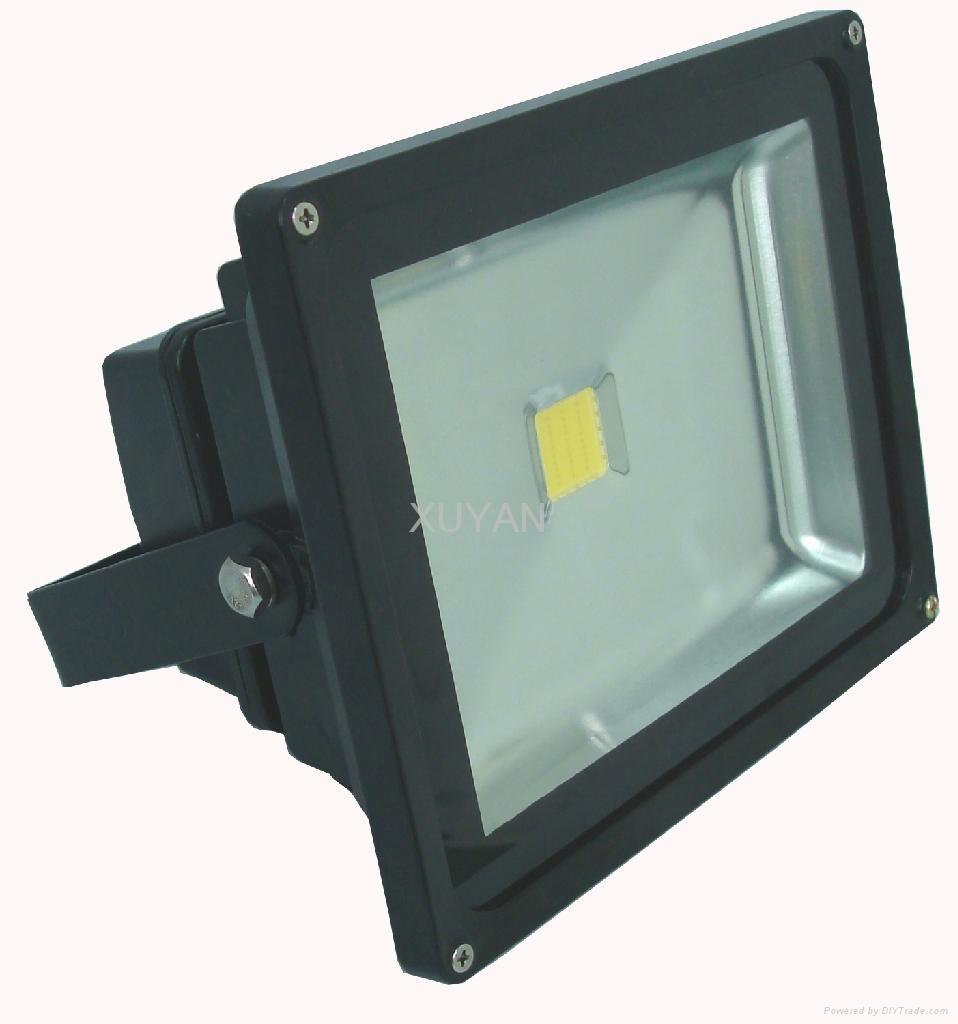30W LED 投光燈 1