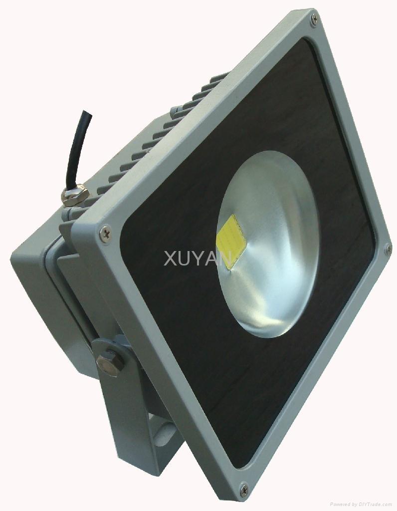 30W LED 投光燈 2