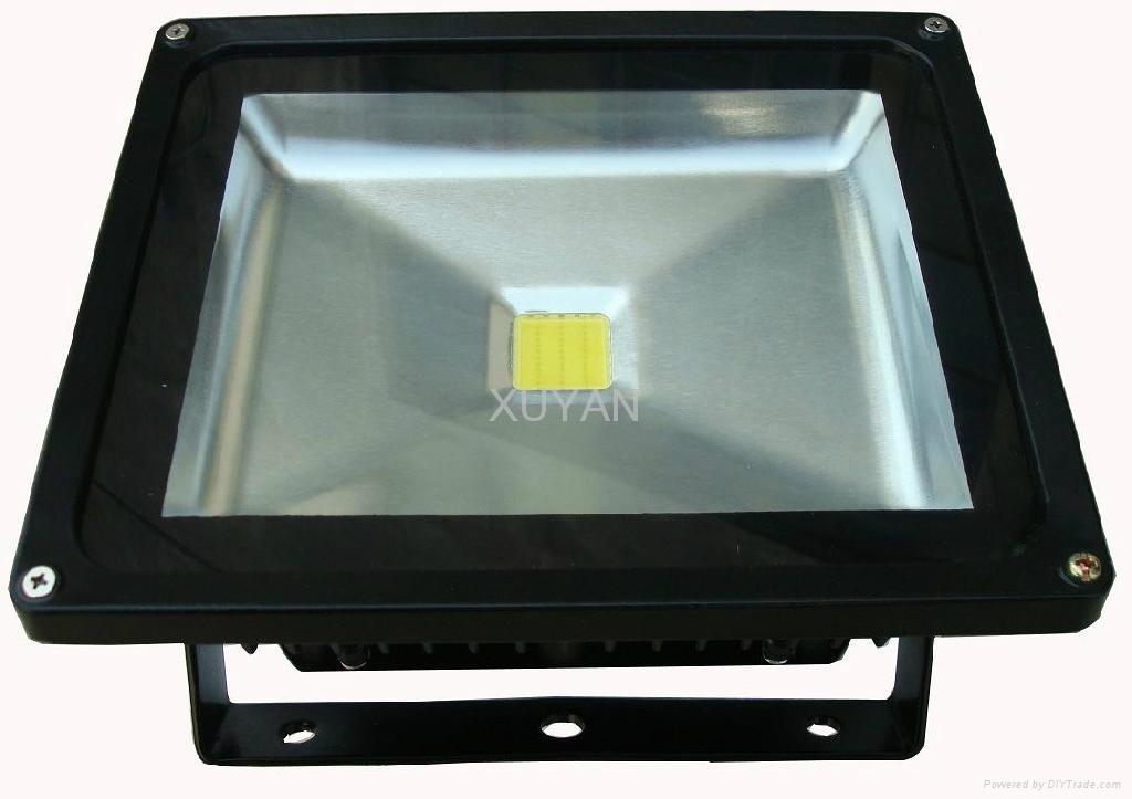 30W LED 投光燈 5