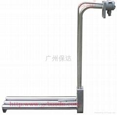 L型组合式不锈钢加热器