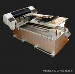 flatbed inkjet printing machine