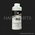 环保型弱溶剂白色墨水  1