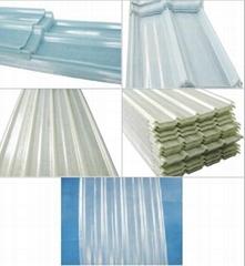 Skylight 301 frp sheet