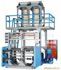 JM55X3X1000Three-layer Blowing Film Extrusion Machine