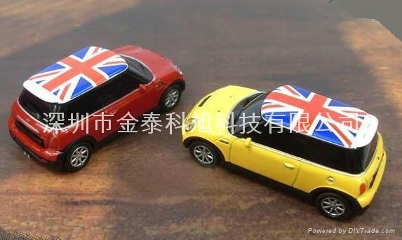 迷你汽车模型U盘 1