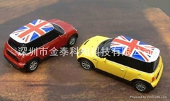 MINI Auto  model  usb flash drives