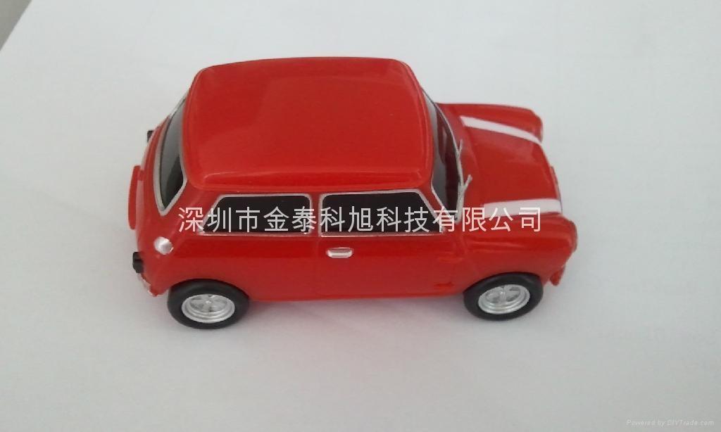 迷你汽车模型U盘 2