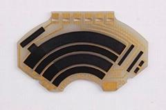 LEAD Free HASL1 Layer Rigid PCB