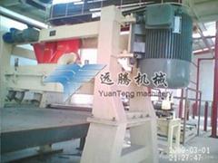 Professional gypsum board production equipment