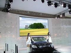 現貨供應甘肅省室內P5表貼全彩LED顯示屏