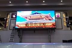現貨供應陝西省室內P6表貼全彩LED顯示屏