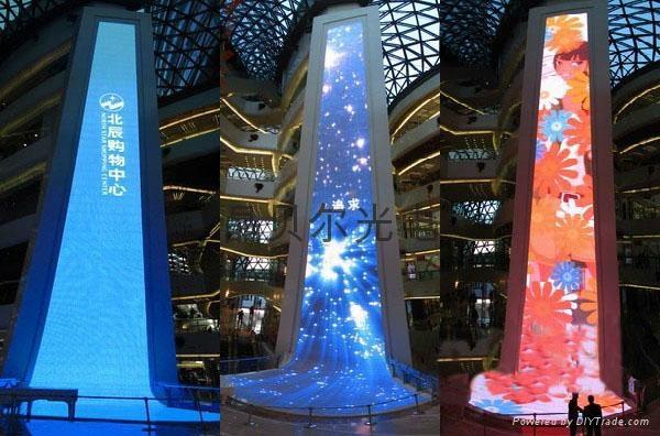 廣東室內P6表貼全彩LED顯示屏  1