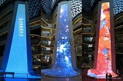 廣東室內P6表貼全彩LED顯示屏