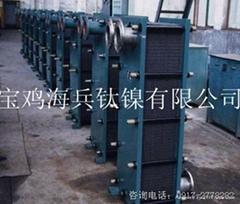 钛板式换热器