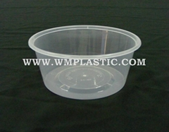pp plastic disposable tableware