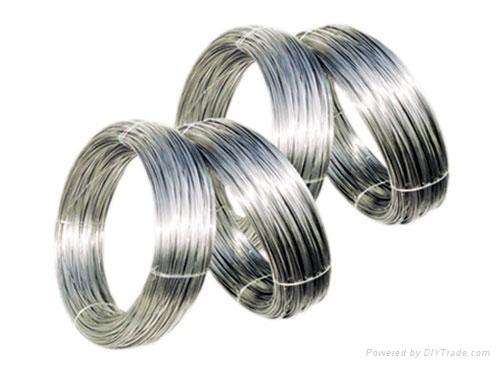 厂家销售高质量低价格的环保低碳镀锌丝 2