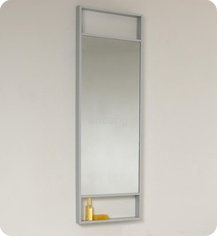 Mdf White Bathroom Vanity B 003 Feiber China
