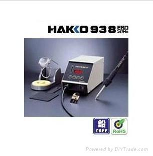 HAKKO 938ESD SOLDERING STATION 1