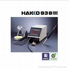 HAKKO 938ESD SOLDERING STATION
