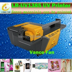 UV平板打印机PVC印刷机无需菲林制版直接打印