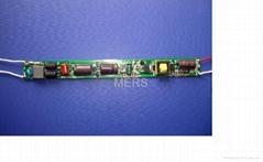 T8/T10非隔离日光灯管恒流驱动电源