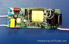 投光燈,洗牆燈等大功率恆流驅動電源