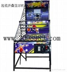 江西电玩篮球机