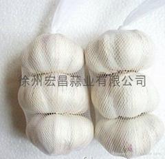 2012 Pizhou fresh white garlic
