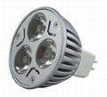 3W MR16  Led Spotlight (Item No.:
