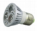 3W E27  Led Spotlight (Item No.: