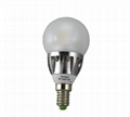 4W E14 Dimmable Led Bulb (Item No.: