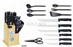 knife and nylon tools set