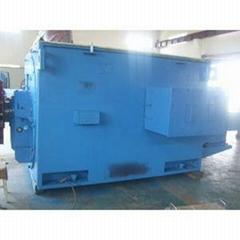 1700KW高压电机维修后