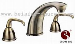 Bronze Basin Faucet