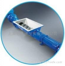 MONO-W系列宽喉道泵