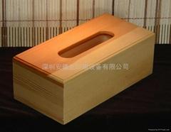 深圳安德生A2型驴皮革餐巾盒万能打印机