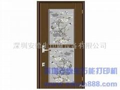 深圳安德生A1型红松单页门万能打印机