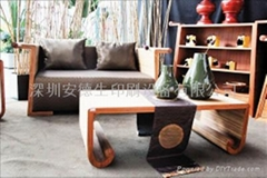 深圳安德生E-2000A2型冷杉欧式家具万能打印机