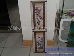 深圳安德生A2型水曲柳画框平板打印机