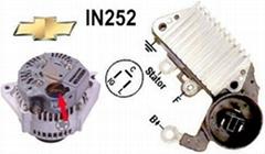 IN252 Voltage Regulator