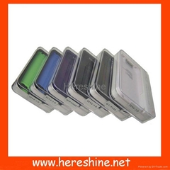 External Backup Battery Case for iphone 4G/4S 1900MAH