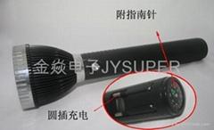 LED附指南針多功能手電筒