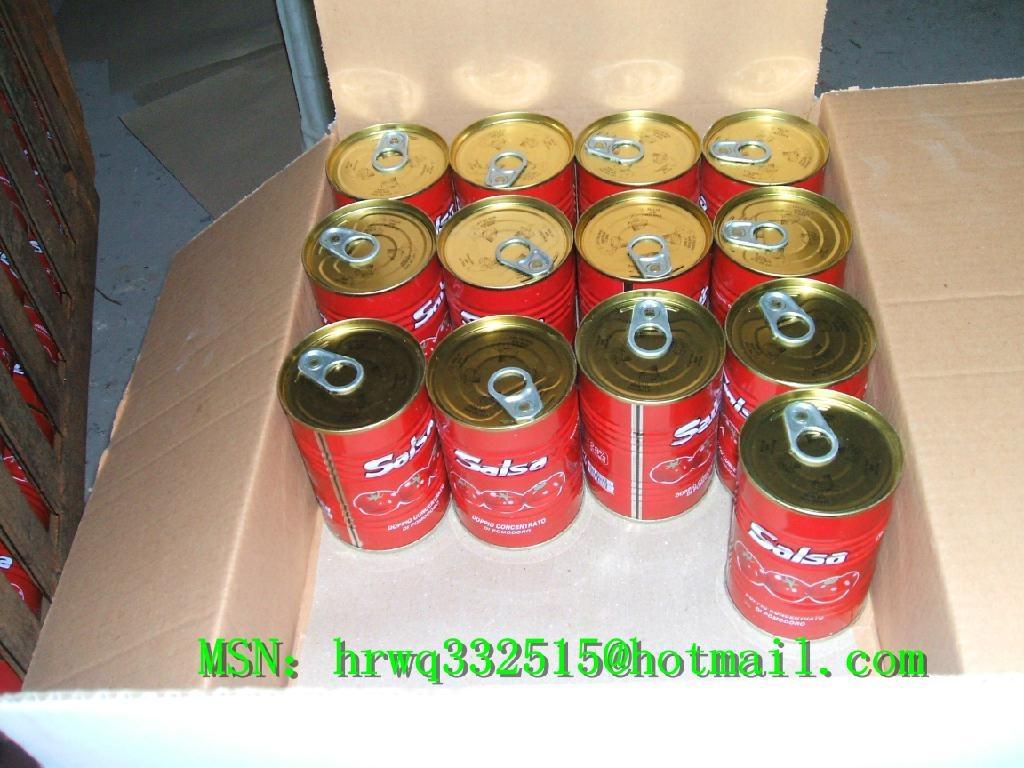 番茄酱罐头 3