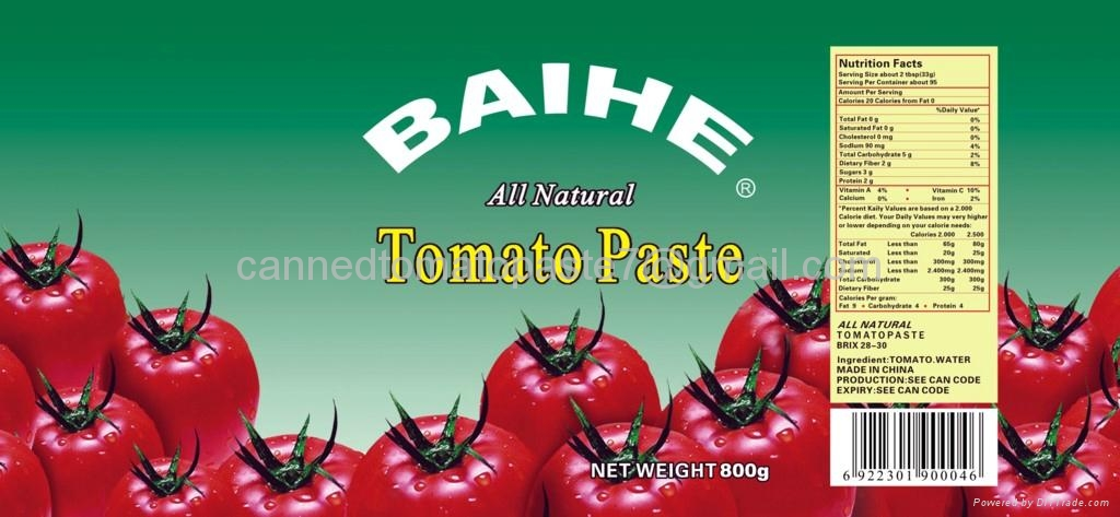 export canned tomato paste 2