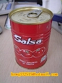 canned tomato paste supply for Africa 5