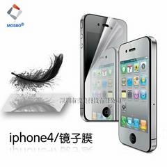 IPHONE手機保護膜貼膜鏡子膜