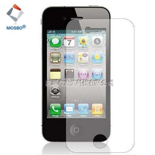 厂家供应iphone手机保护膜贴膜透明膜